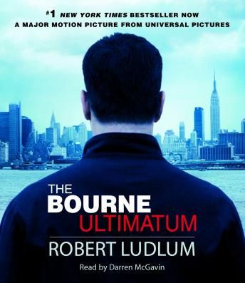 Bourne Ultimatum (Jason Bourne Book #3): A Novel, Robert Ludlum