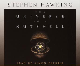 Universe in a Nutshell, Audio book by Stephen Hawking