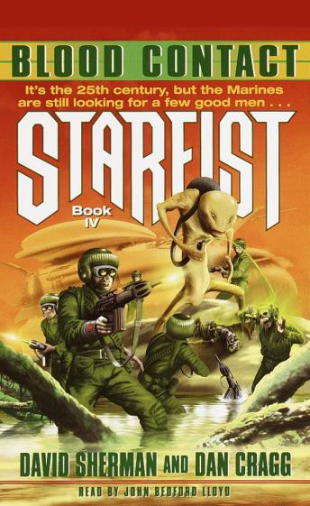 Starfist: Blood Contact: Book IV