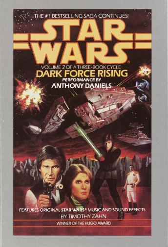 Dark Force Rising: Star Wars (The Thrawn Trilogy): Volume II