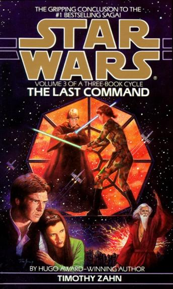 Star Wars: The Thrawn Trilogy: The Last Command, Timothy Zahn