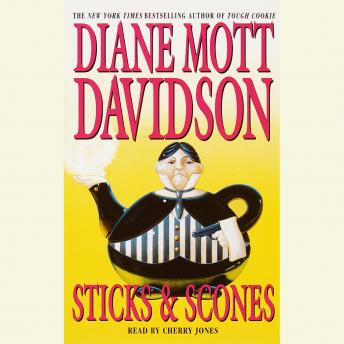 Sticks and Scones, Diane Mott Davidson