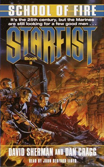 Starfist: School of Fire, Dan Cragg, David Sherman