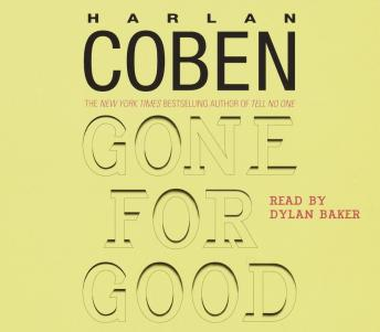 Gone For Good: A Novel, Harlan Coben