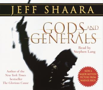 Gods and Generals, Jeff Shaara