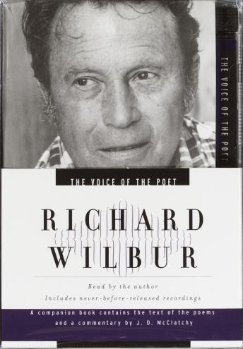 Voice of the Poet: Richard Wilbur, Richard Wilbur
