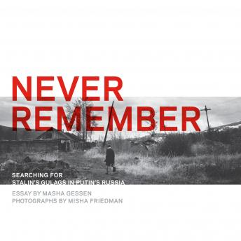 Download Never Remember: Searching for Stalin's Gulags in Putin's Russia by Masha Gessen, Misha Friedman