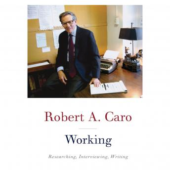 Download Working by Robert A. Caro