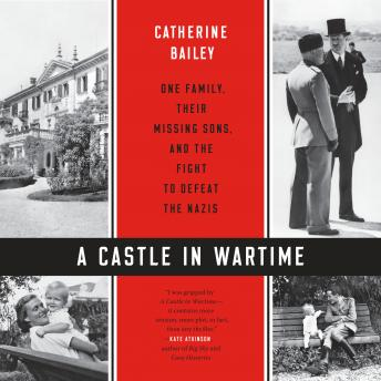 Download Castle in Wartime: One Family, Their Missing Sons, and the Fight to Defeat the Nazis by Catherine Bailey