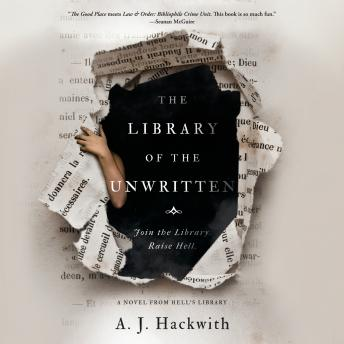 Library of the Unwritten, A. J. Hackwith