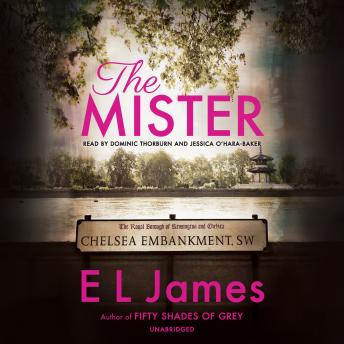 Mister, Audio book by E L James