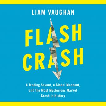 Flash Crash: A Trading Savant, a Global Manhunt, and the Most Mysterious Market Crash in History, Liam Vaughan