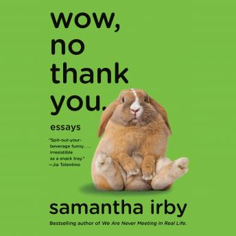 Wow, No Thank You.: Essays Audiobook Free Download Online