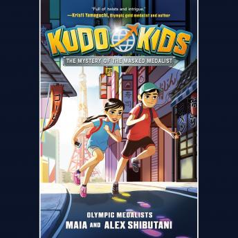 The Kudo Kids: The Mystery of the Masked Medalist