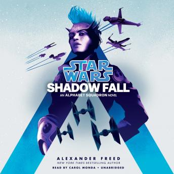 Shadow Fall (Star Wars): An Alphabet Squadron novel