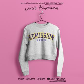Download Admission by Julie Buxbaum