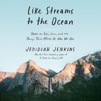 The Like Streams to the Ocean: Notes on Ego, Love, and the Things That Make Us Who We Are