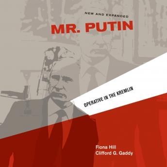 Download Mr. Putin: Operative in the Kremlin by Fiona Hill, Clifford G. Gaddy