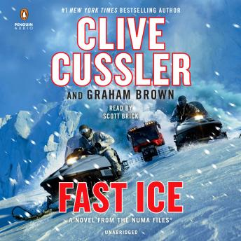 Download Fast Ice by Clive Cussler, Graham Brown