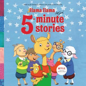 Llama Llama 5-Minute Stories
