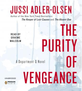 Purity of Vengeance: A Department Q Novel, Jussi Adler-Olsen