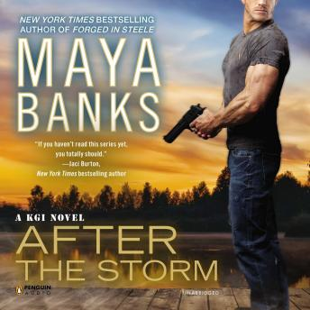 After the Storm, Maya Banks