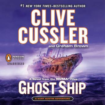Ghost Ship, Graham Brown, Clive Cussler