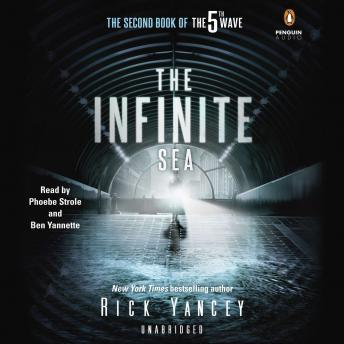 Infinite Sea: The Second Book of the 5th Wave, Rick Yancey
