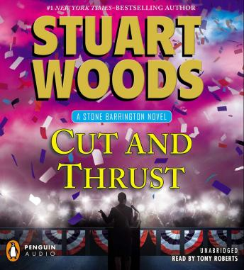 Cut and Thrust, Stuart Woods