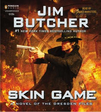 Skin Game, Jim Butcher