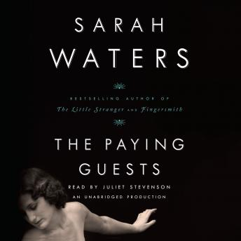 Paying Guests, Sarah Waters