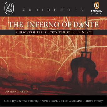 Inferno of Dante: A New Verse Translation by Robert Pinsky, Dante Alighieri