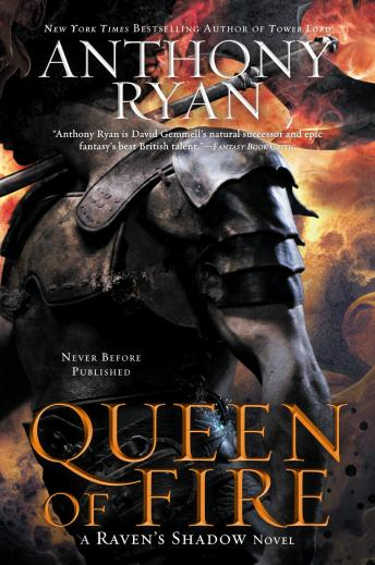 Queen of Fire: A Raven's Shadow Novel
