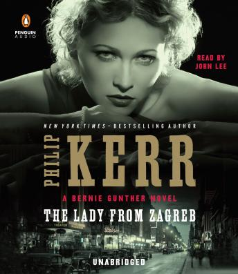 Lady from Zagreb, Philip Kerr