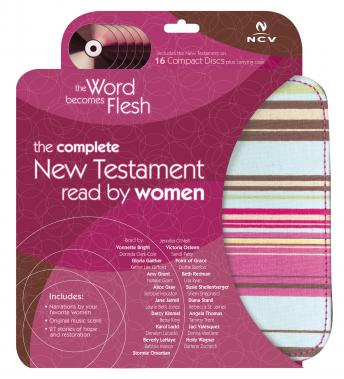 The Word Becomes Flesh Audio Bible - New Century Version, NCV: New Testament: The Complete New Testament Read by Women