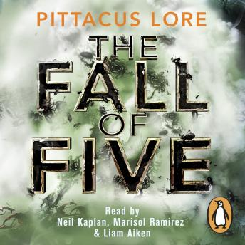 Fall of Five: Lorien Legacies Book 4 sample.