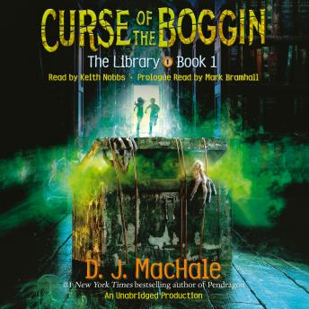 Curse of the Boggin (The Library Book 1), D. J. MacHale