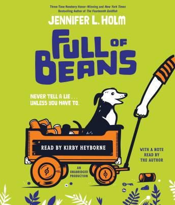 Full of Beans, Jennifer L. Holm