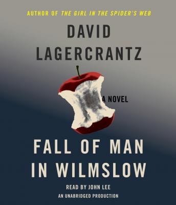 Fall of Man in Wilmslow, David Lagercrantz