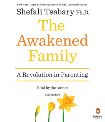 Download Awakened Family: A Revolution in Parenting by Shefali Tsabary, PH.D.