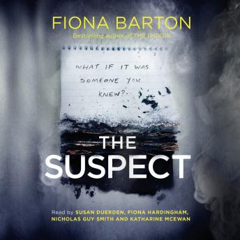 Listen To Suspect By Fiona Barton At Audiobooks Com