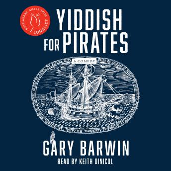 Yiddish for Pirates, Audio book by Gary Barwin