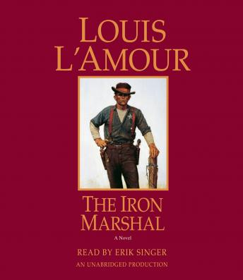 Iron Marshal: A Novel, Louis L'amour
