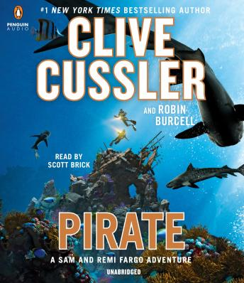Pirate, Robin Burcell, Clive Cussler