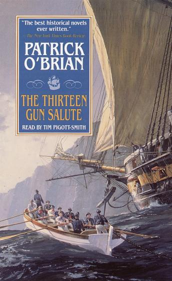 The Thirteen Gun Salute