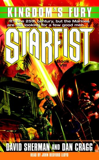 Starfist: Kingdom's Fury, Dan Cragg, David Sherman