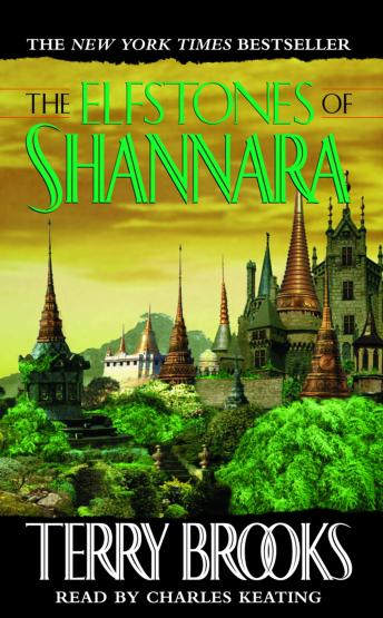 Elfstones of Shannara, Audio book by Terry Brooks