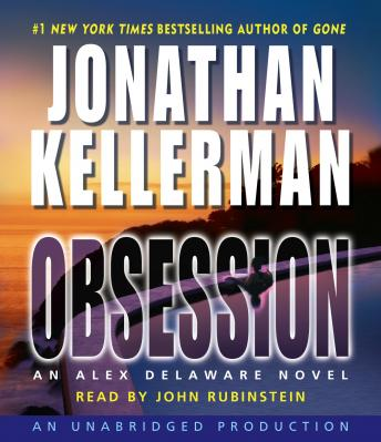Obsession: An Alex Delaware Novel, Jonathan Kellerman