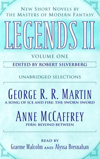 Legends II: New Short Novels by the Masters of Modern Fantasy, Robert Silverberg