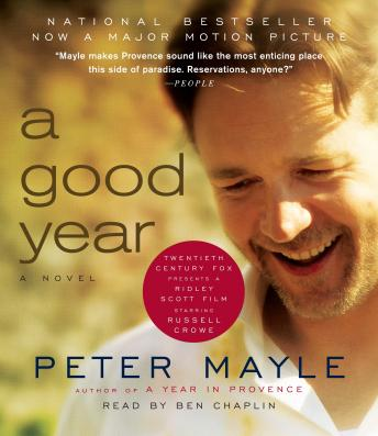 Good Year, Peter Mayle